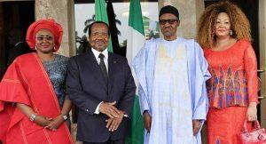 Buhari-Paul-Biya-wives